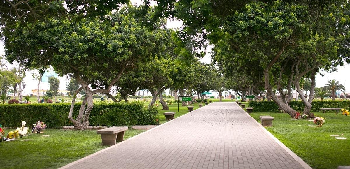 nichos parque del recuerdo de lurín