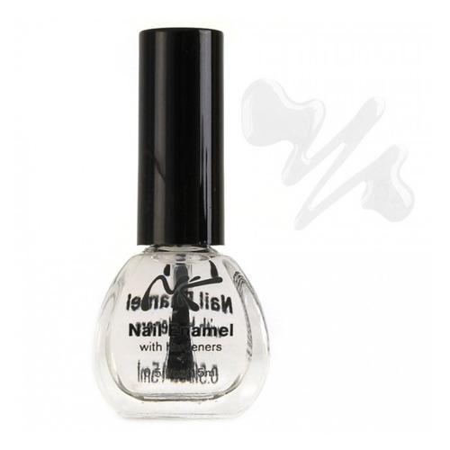 nicka k esmalte con endurecedor (crystal clear) - barulu