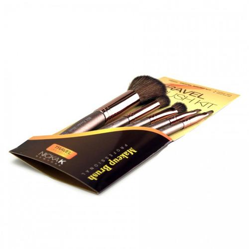 nicka k kit de brochas para viaje - barulu