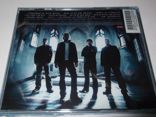 nickelback cd dark horse korn rasmus chad creed dist0