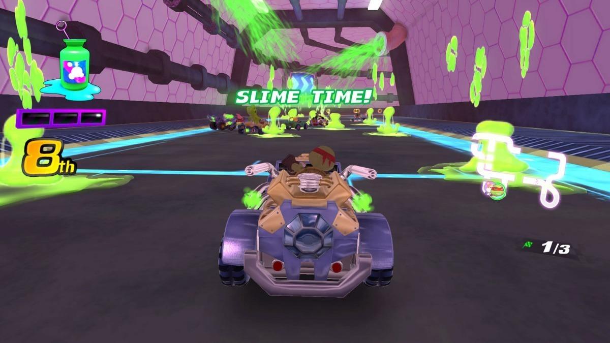 Nickelodeon: Kart Racers Xbox One + Brinde