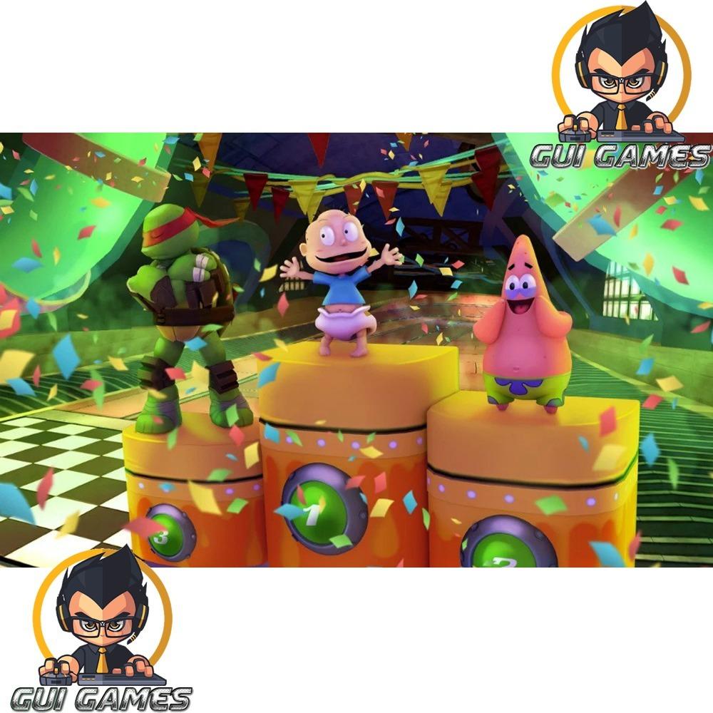 Nickelodeon: Kart Racers - Xbox One Digital + Brinde