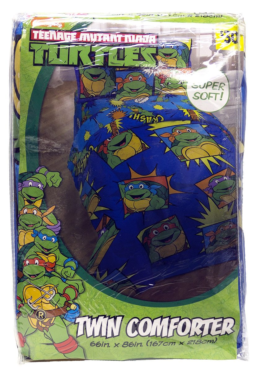 Nickelodeon Teenage Mutant Ninja Turtles Team Turtles Twin ...