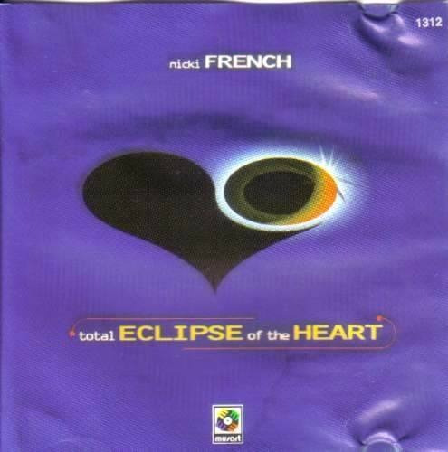 nicki french cd single total eclipse of the heart  idd