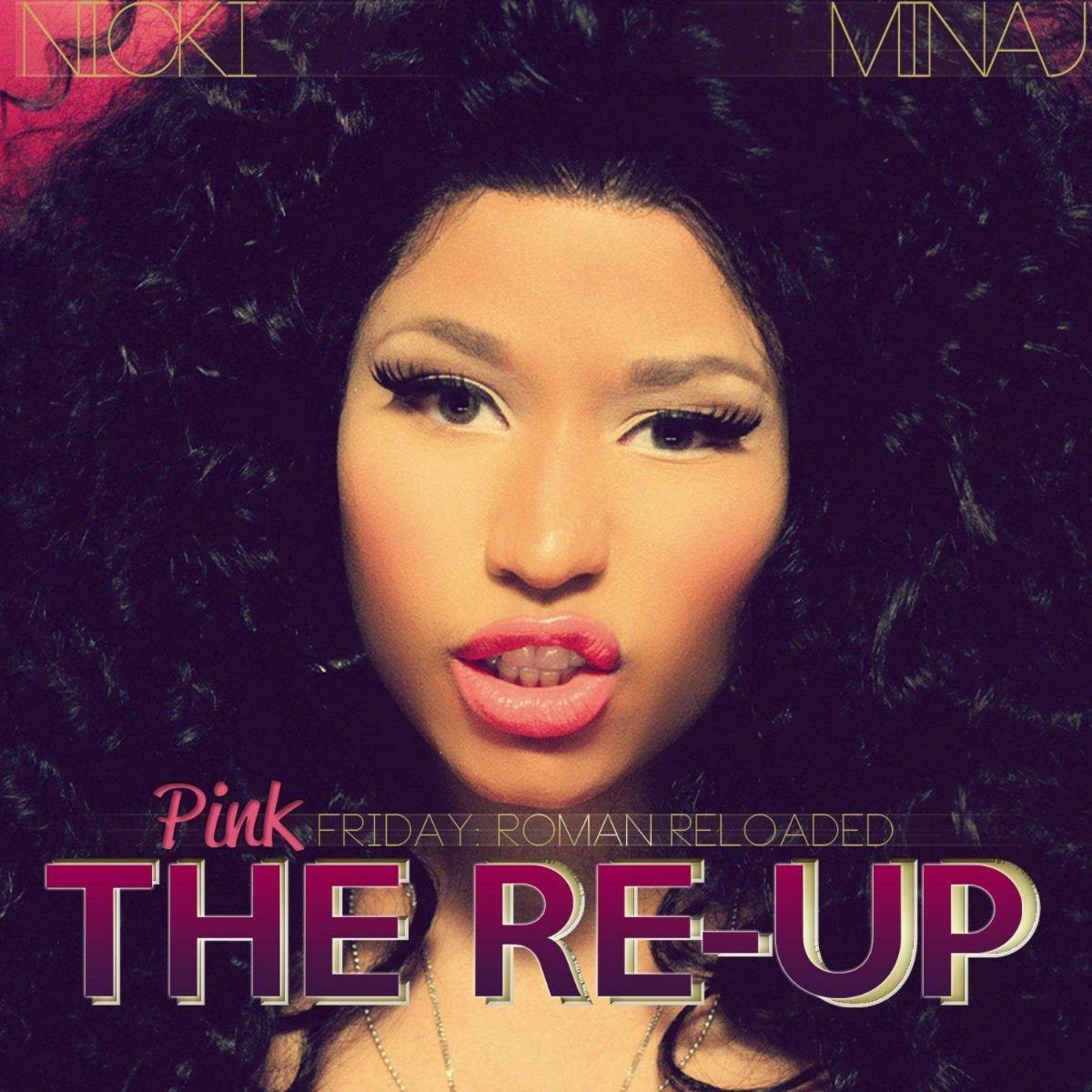 minaj reloaded friday roman Nicki pink