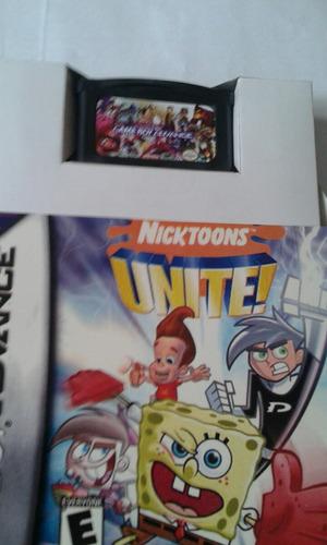 nicktoons unite! genérico
