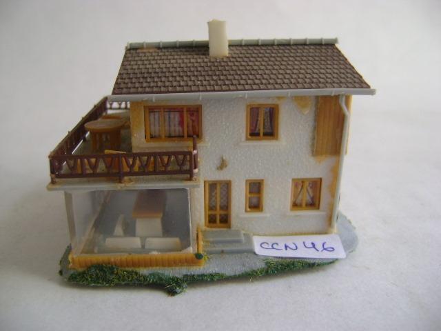 Nico Casa 2 Pisos Vidriada Terraza 7x6 5x5 Kibri N Ccn 46 1 158 63