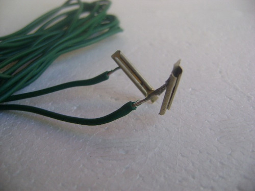 nico eclisa metalica niquel silver cable y toma h0 (rgh 45)