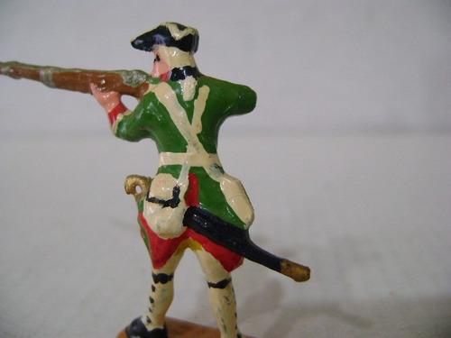 nico un fusilero en combate soldados de plomo (pmv 35a)