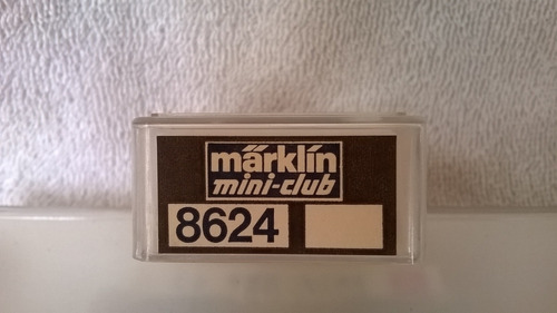 nico vagon tolva minera  marklin mini club 8624 (cmz 23)