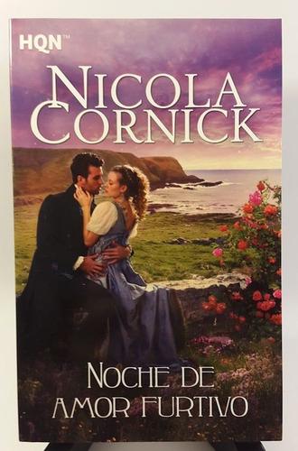 nicola cornick - noche de amor furtivo (papel)