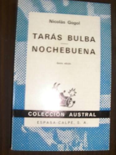 nicolas gogol  taras bulba - nochebuena  austral
