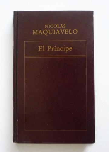 nicolas maquiavelo - el principe