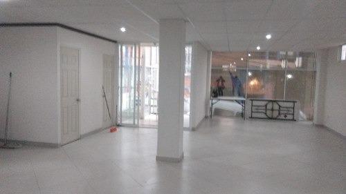 nicolás romero: edificio en renta completo o por piso.