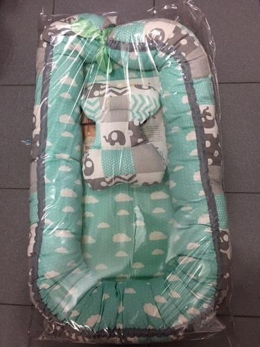 nidito bebé cuna portàtil moisés con laterales priori