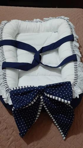 nido con almohada para niño porta bb bebe 35v