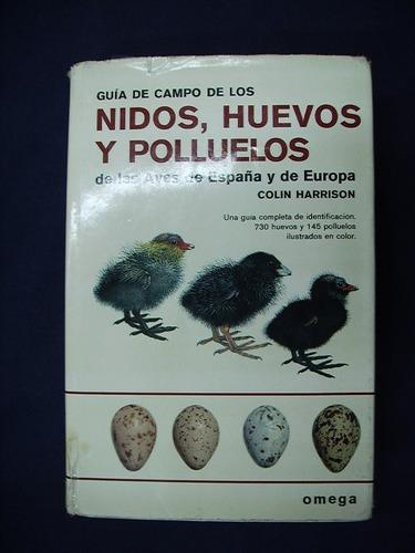 nidos, huevos y polluelos - colin harrison