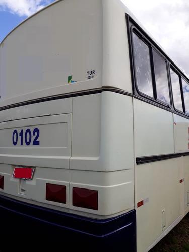 nielson 350 scania s 112 dianteiro - rodeio-motorcasa