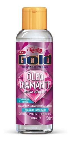 niely gold óleo diamante mega brilho