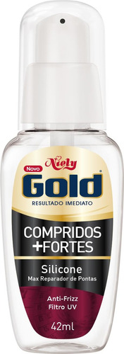 niely gold silicone compridos + fortes