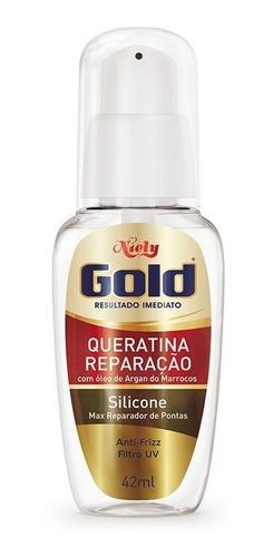 niely gold silicone queratina reparação