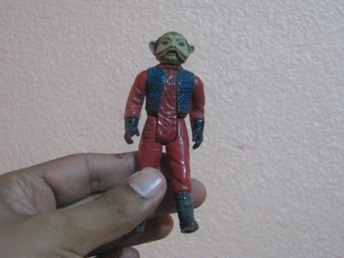 niem numb star wars vintage