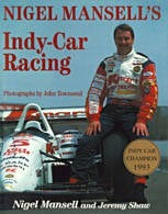 nigel mansell s indy car racing  de mansell & shaw