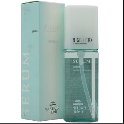 nigelle rx serum para elegance of colored hair 100ml 3.4 oz