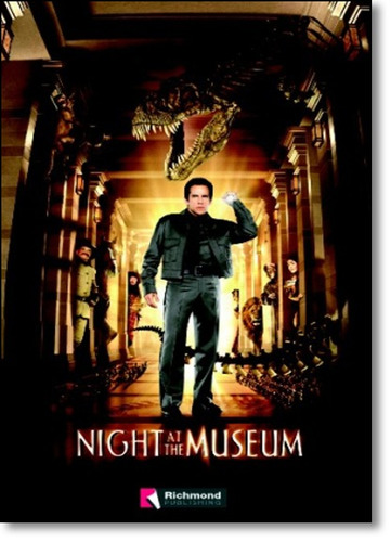 night at the museum with audio cd de bloese jacquie