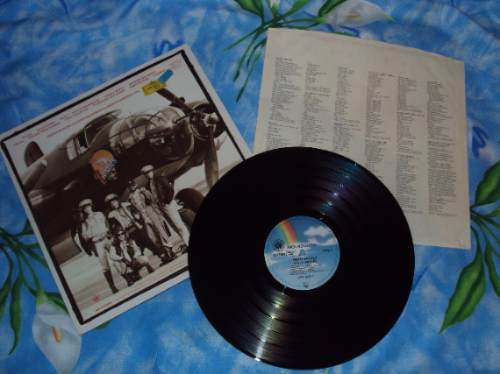 night ranger seven wishes lp importado de alemania