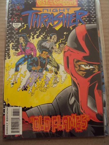 night trasher # 13 - marvel comics - importada