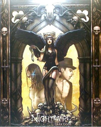 nightmare dark gods(libro suspense y terror)