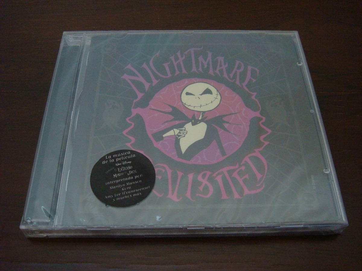 Nightmare Revisited * Cd Nuevo * Manson Korn Rise Against - $ 300,00 ...