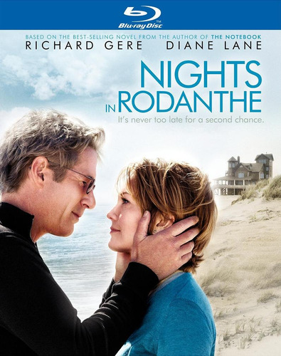 nights in rodanthe original blu-ray