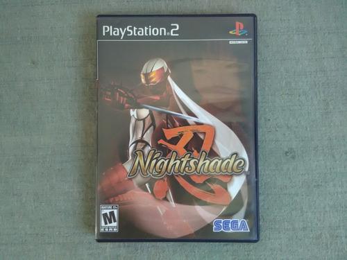 nightshade completo ps2