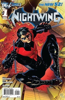nightwing vol 3 cómics digital español