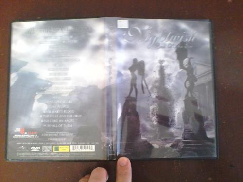 nightwish end of an era dvd original ultimo concierto tarja