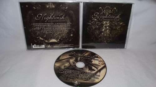 nightwish - endless forms most beautiful  (marca promo codig