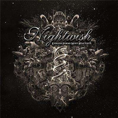 nightwish  lpx2 endless forms most beautiful -europa cerrado