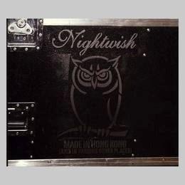 nightwish made in hong kong cd + dvd nuevo
