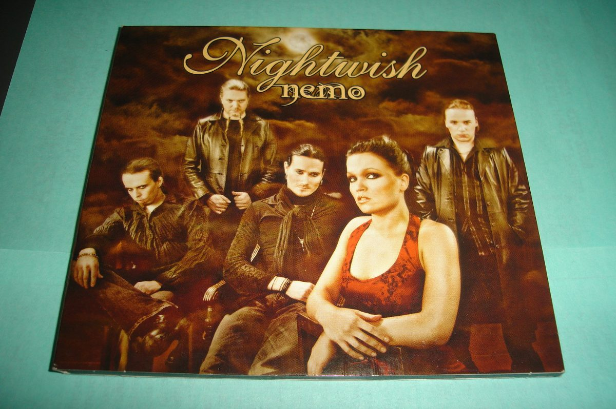 cd nemo nightwish