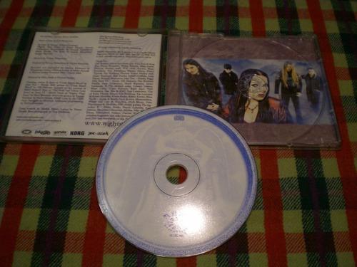 nightwish / once  cd sello nems 2004 con bonus  c31