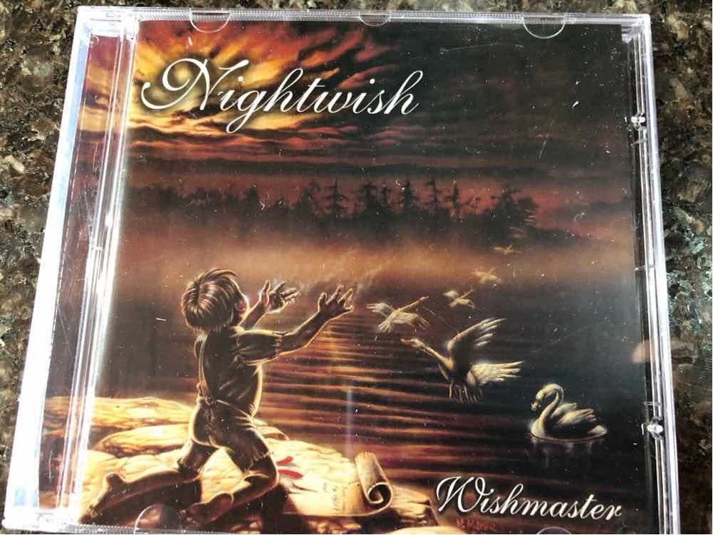 gratis disco wishmaster-nightwish