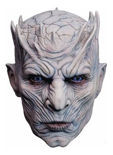 nigth´s king game of thrones mascara latex halloween disfraz