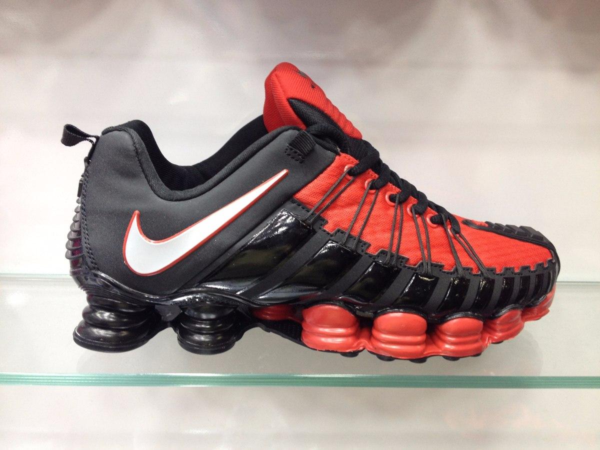 Nouveau Nike Shox 12 Printemps Noir Avec Ressort Gris vente authentique boutique en ligne escompte bonne vente 4B3RJH2AvP