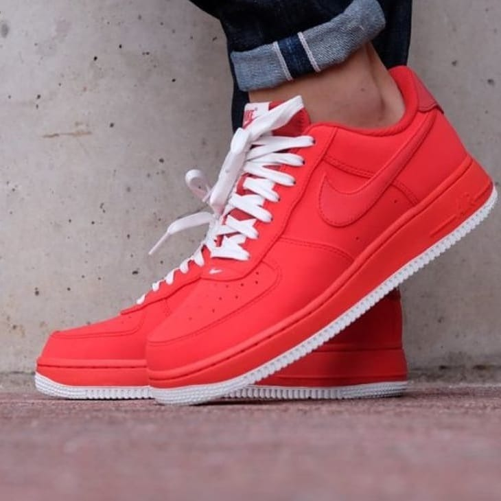 Af1 Force Rojas Air Caballero Nike One 0OkN8wXnP