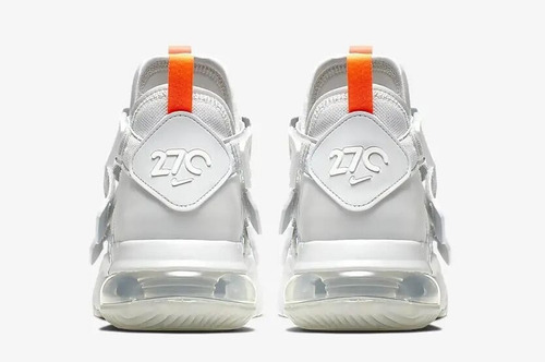 nike air edge 270  pure platinum
