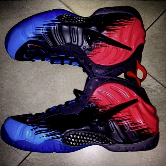 20969ca36fa9d Nike Air Foamposite Pro Penny Us10.5 28.5cmlebrongalax -   3