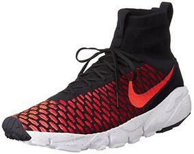 Nike Air Footscape Magista Flyknit Zapatillas De Hombre Gris