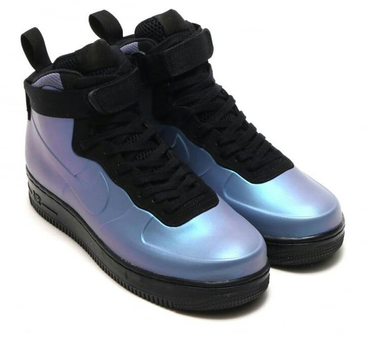 d892ca9ea993d Nike Air Force 1 Foamposaite Cup Light Carbon Ah6771-002 ...